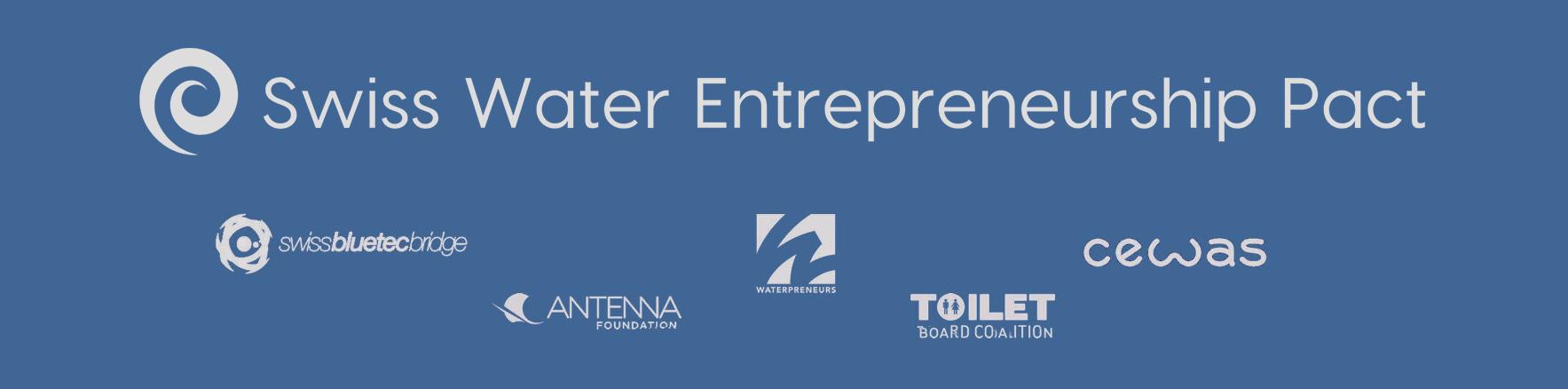 Swiss Water Entrepreneurship Pact